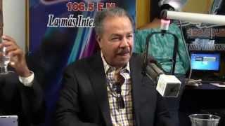 Juan Marichal cuentas sus anecdotas MLB en Elsoldelamañana parte1