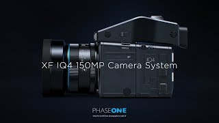 Phase One XF IQ4 Camera System | Phase One