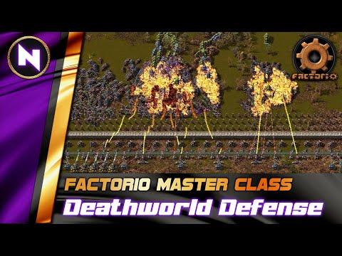 Deathworld Base DEFENSE