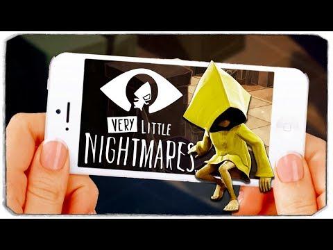 НЕОЖИДАННЫЙ ФИНАЛ 😱 - VERY LITTLE NIGHTMARES