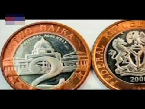 History of Nigeria Currency