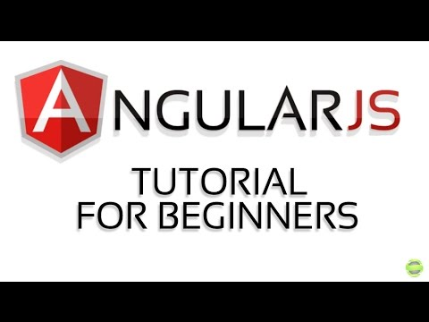 AngularJS Tutorial for Beginners - Section 1: Overview - YouTube
