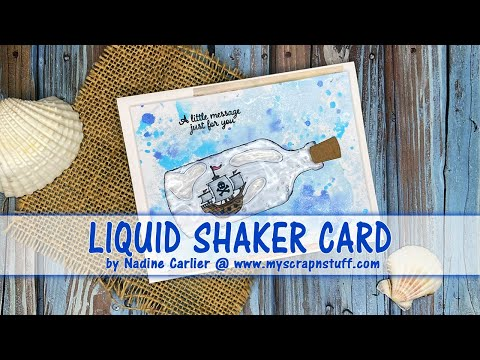 how-to-make-a-liquid-shaker-card