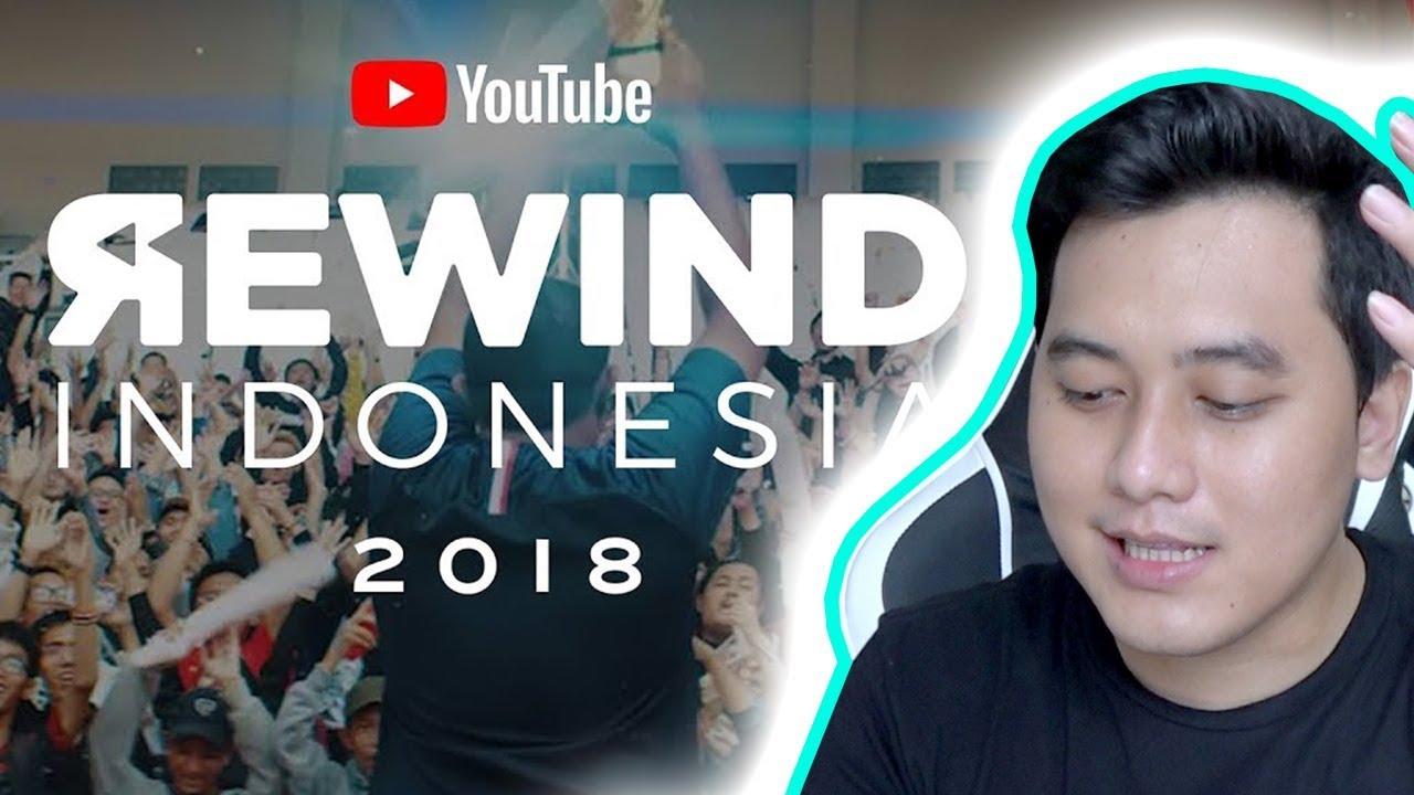KENAPA ADA BOWO TIKTOK? - YOUTUBE REWIND INDONESIA 2018 REACTION