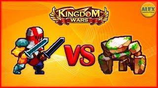 Kingdom Wars | Войны Королевств - Тактика, Стратегия, Кач, Победа!