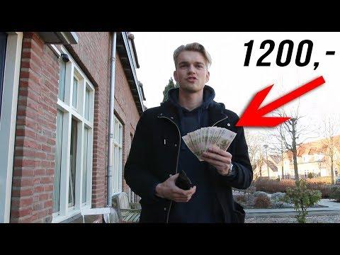 1200,- aan RAPPER SJORS geven (boete)