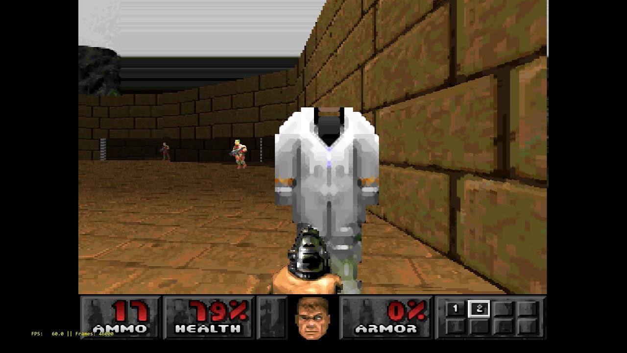 Beetle PSX - Doom/Final Doom/Hexen now render correctly with resolution  upscaling!