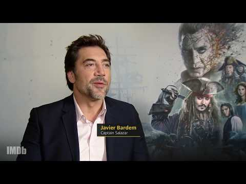 Javier Bardem & Geoffrey Rush Reveal Favorite Johnny Depp Moments  IMDb EXCLUSIVE