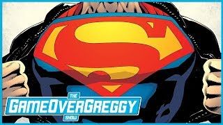 SisQo Joins Us For Greg's Superman Comic Pitch! - The GameOverGreggy Show Ep. 214