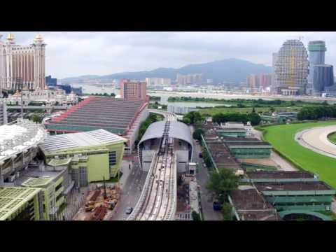 【GIT】As obras de construção civil do Metro Ligeiro entram na fase de conclusão