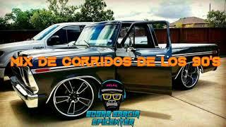 Mix De Banda De Los 90's Classics Corridos Con Audio EpicENTER