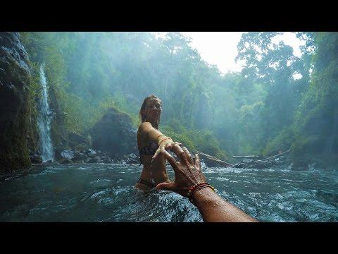 104 | CHASING WATERFALLS OF SENARU LOMBOK!!! (Southeast Asia Travel VLOG)