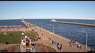 Preview of stream Duluth Canal Cam