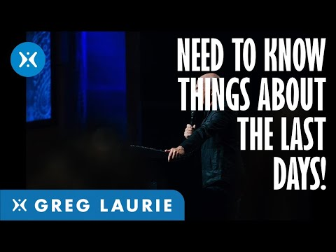 What in the World Is Going On? with Greg Laurie