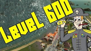 Level 600 Disasters!
