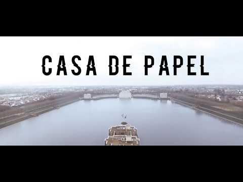 SKG - Casa De Papel (Clip Officiel)