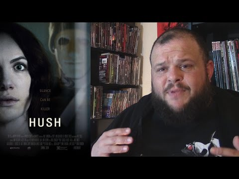 Hush (2016) movie review Netflix horror