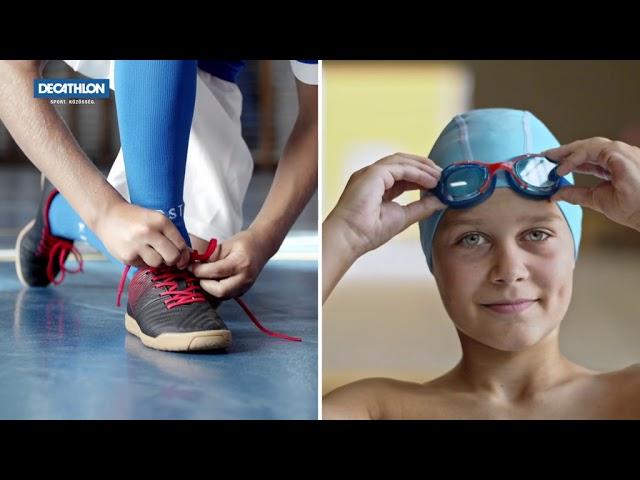 Becsengettek az edzésre! - Szerezd be edzésfelszerelésed a Decathlonban!