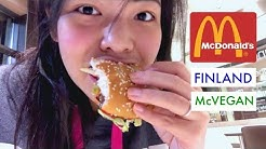 McDonalds FINLAND-McVegan 🇫🇮