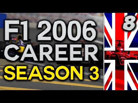F1 2006 Career Mode S3 Part 8: Offers from Toyota & BMW Sauber!