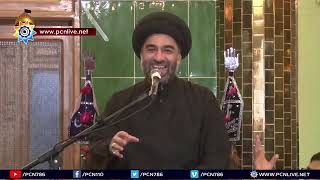[Majalis] 6th Rabi-ul-awwal 1440/2018 - Maulana Syed Ali Raza Rizvi