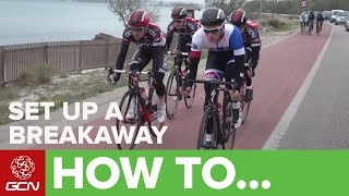 How To Set Up And Establish A Breakaway