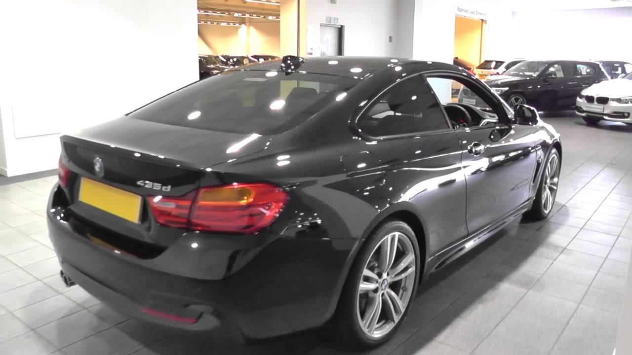 bmw 435d xdrive m sport auto u4662 youtube. Black Bedroom Furniture Sets. Home Design Ideas