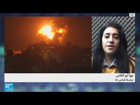 هدوء حذر في قطاع غزة غداة ليلة من القصف المتبادل مع إسرائيل  - نشر قبل 2 ساعة