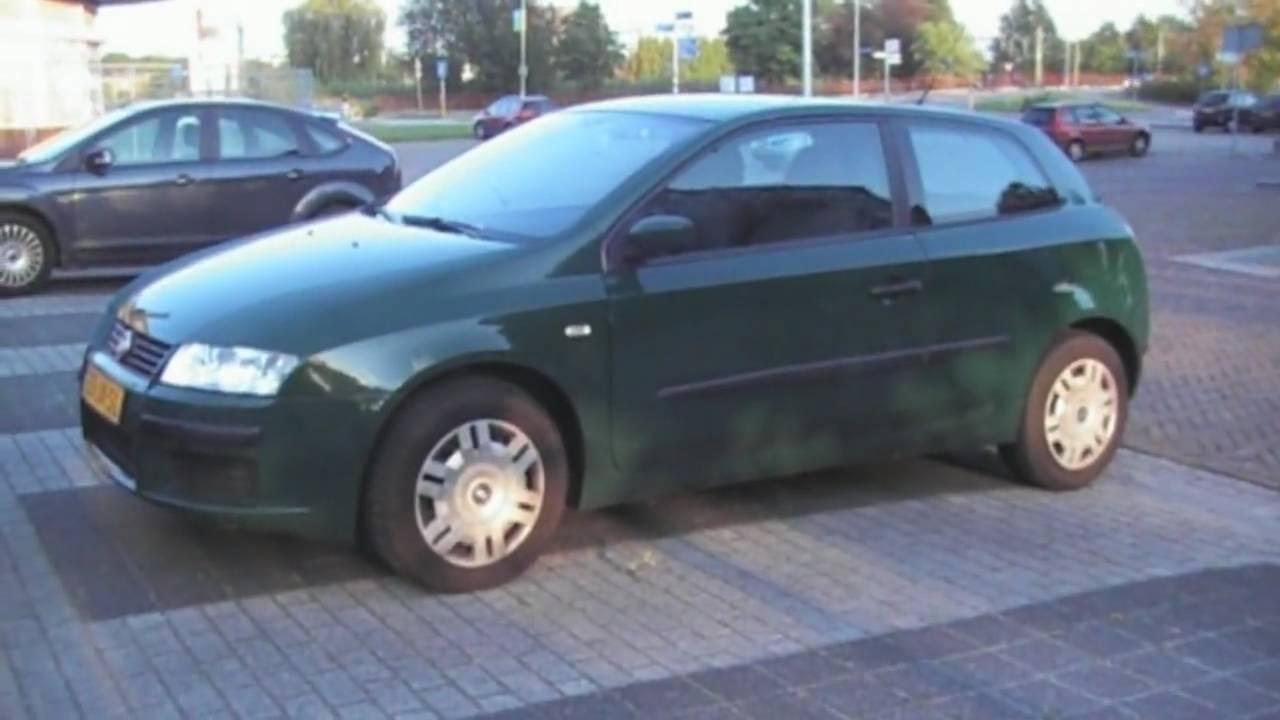 Fiat Stilo 16 16v (2002)  YouTube
