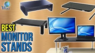 10 Best Monitor Stands 2017