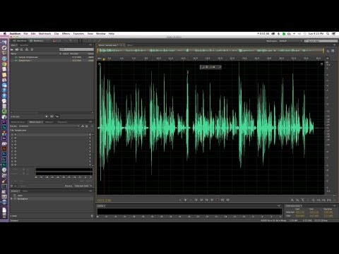 Better Dialogue Audio: Compression and Normalization