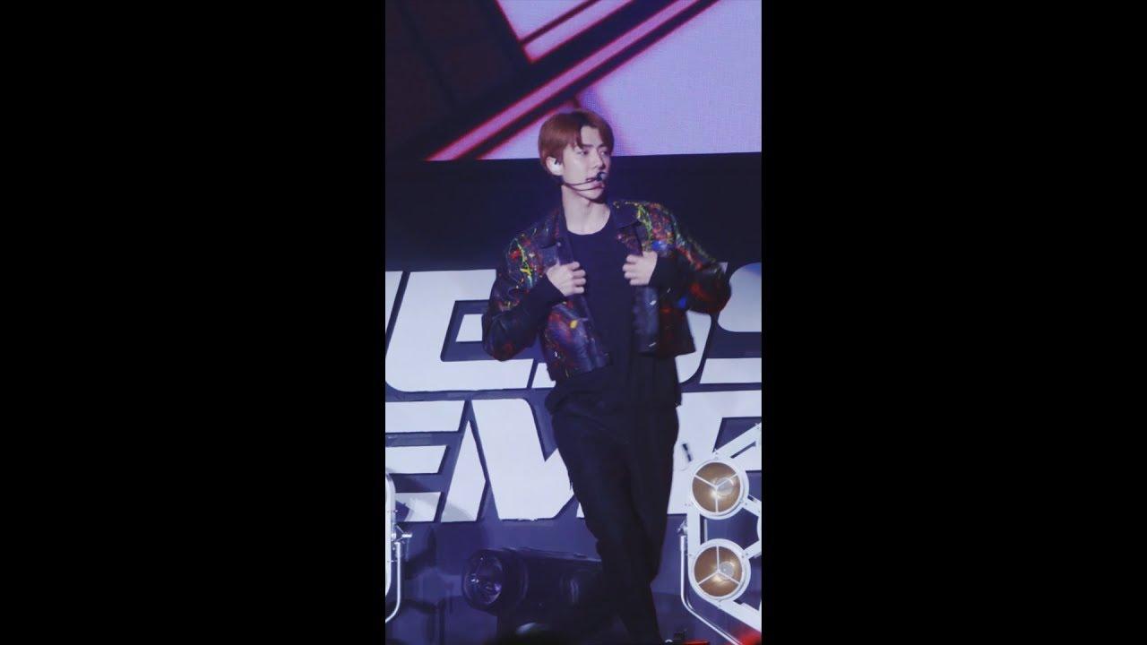 [#SEHUN Focus] EXO 엑소 'Tempo' @COMEBACK SHOWCASE