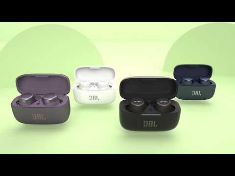 JBL Live 300TWS In-ear Bluetooth Handsfree Μαύρο