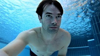How to hold your breath longer underwater - Co2 Pyramide training