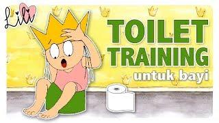 Download Video Putri Belajar Latihan PIPIS di POTTY   Melatih anak Latihan Toilet (BHS. INDONESIA) MP3 3GP MP4