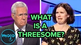 Top 10 Worst Jeopardy Answers