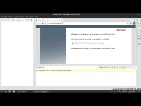 SOAP Web Services 06 - Writing a Web Service: Eclipse setup