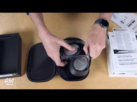Sony headphones mdr q68lw - Bose QuietComfort 20i Overview