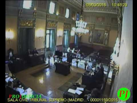 Projusticia. Juicio custodia compartida en Tribunal Supremo
