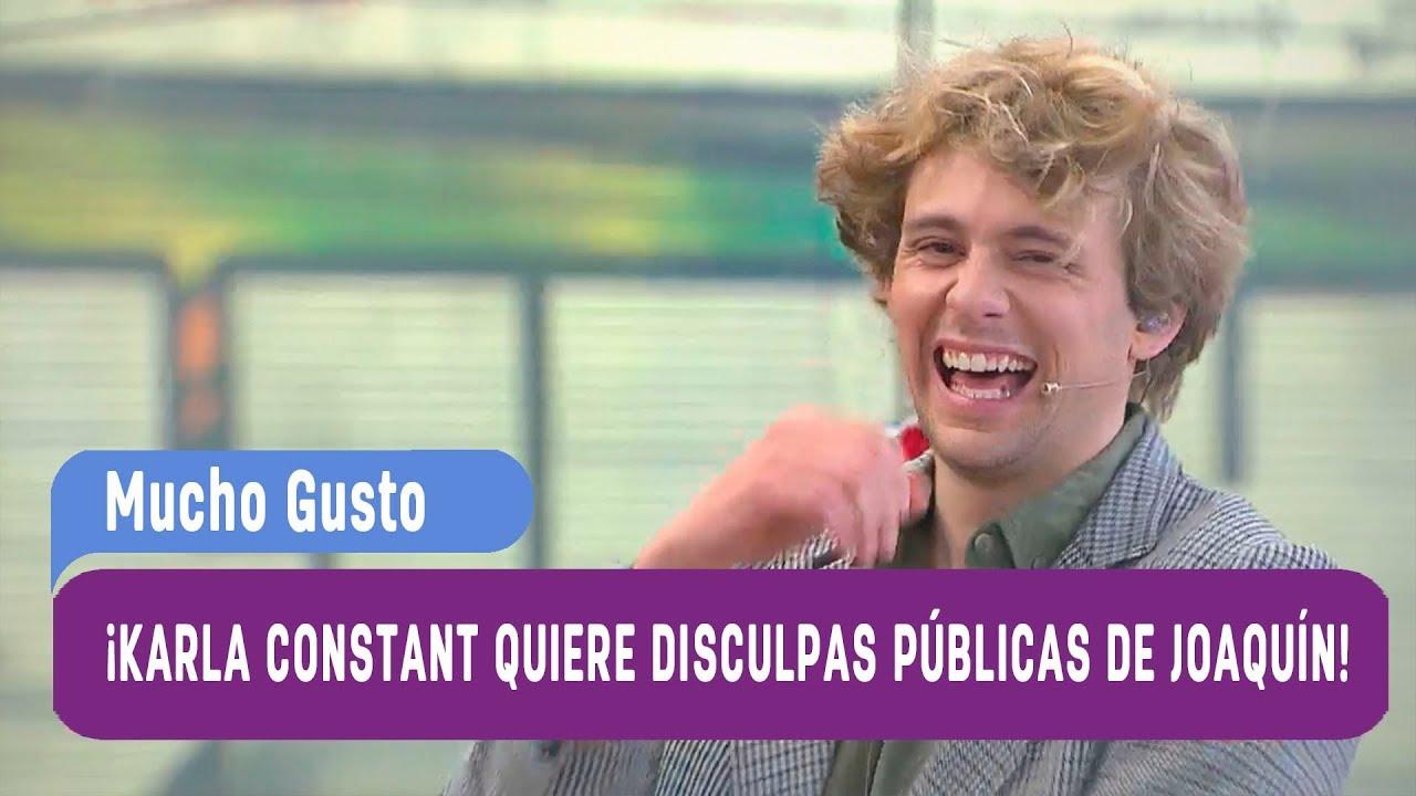 ¡Karla Constant quiere diculpas públicas de Joaquín ...