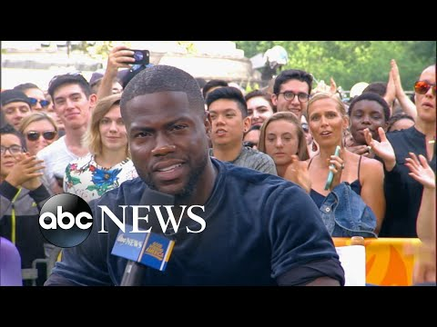 Kevin Hart reveals how wellness has 'definitely changed' his life