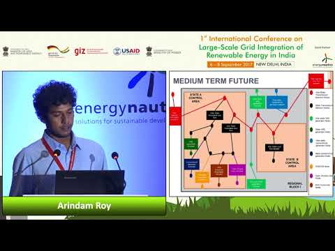 2017 | 1ST INTERNATIONAL CONFERENCE ON LARGE-SCALE GRID INTEGRATION OF RENEWABLE ENERGY IN INDIA