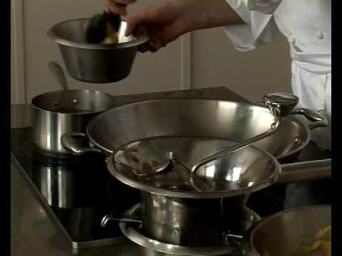 recette-de-pommes-dauphines-aux-épinards