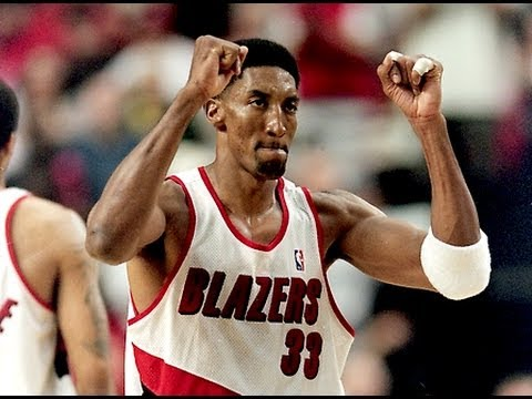 Blazers vs. Timberwolves - 2000 playoffs Game 1
