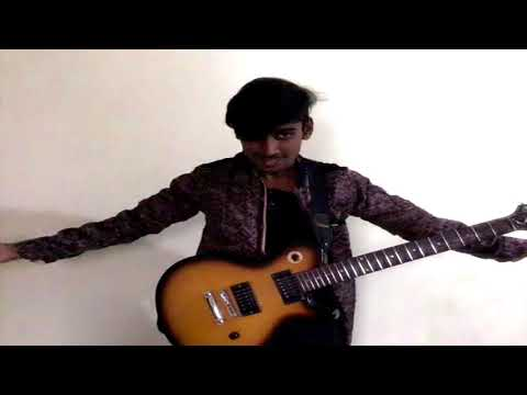 Kaala KatravaiPatravai Guitar Cover by Sri Slinger (SuperStar)