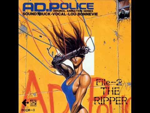 A.D. Police Files - The Ripper (Full Album)