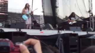 1/9 Best Coast - This Lonely Morning @ Corona Capital 2014