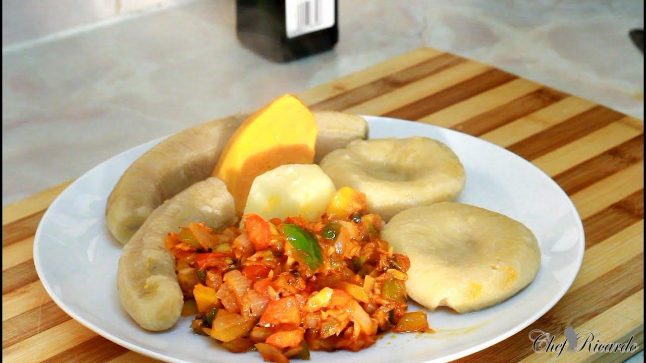 Jamaican boiled dumplings for Boiled fish recipe