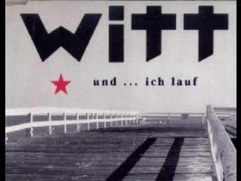 Witt Joachim Witt  Und  ich lauf