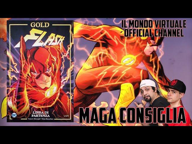 DC GOLD Flash Linea di Partenza